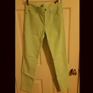 Mint Green Gap Legging Pant